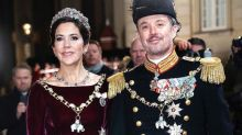 Princess Mary steals the show in dazzling crown at royal engagement