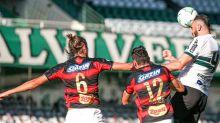 Jair Ventura analisa derrota do Sport no Couto Pereira