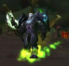 Countdown to Wrath Giveaway: Day 5 - Footprints of Illidan loot card