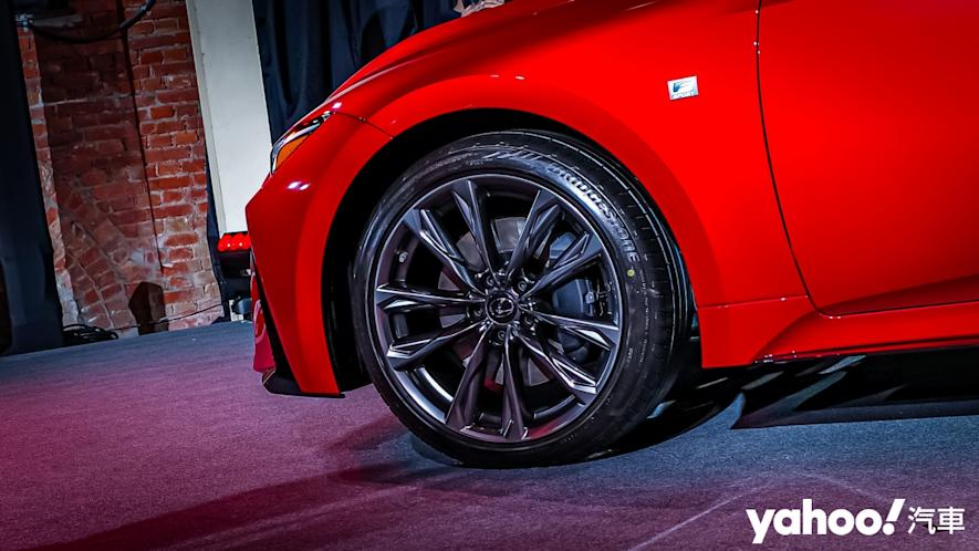 平均降幅1至4萬!2021 Lexus IS小改款超殺上市! - 7