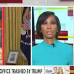 Fox News Host's 'That's Not Real' Rebuke Of Satirical Trump Time Cover Baffles Many