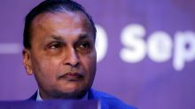 Indian court halts insolvency proceedings against Reliance's Anil Ambani