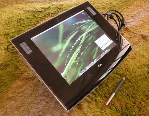 iTab project continues the DIY Mac tablet tradition
