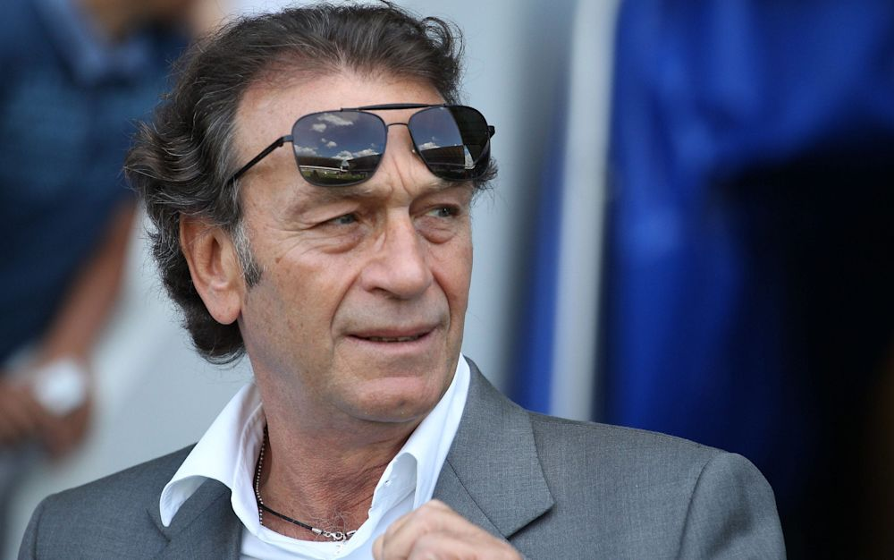 Massimo Cellino's spell in charge of Championship club Leeds is to come to an end after the club failed to win promotion - Rex Features