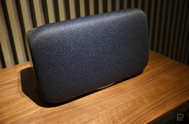 Home Max hands-on: Google takes on Apple's HomePod and Sonos