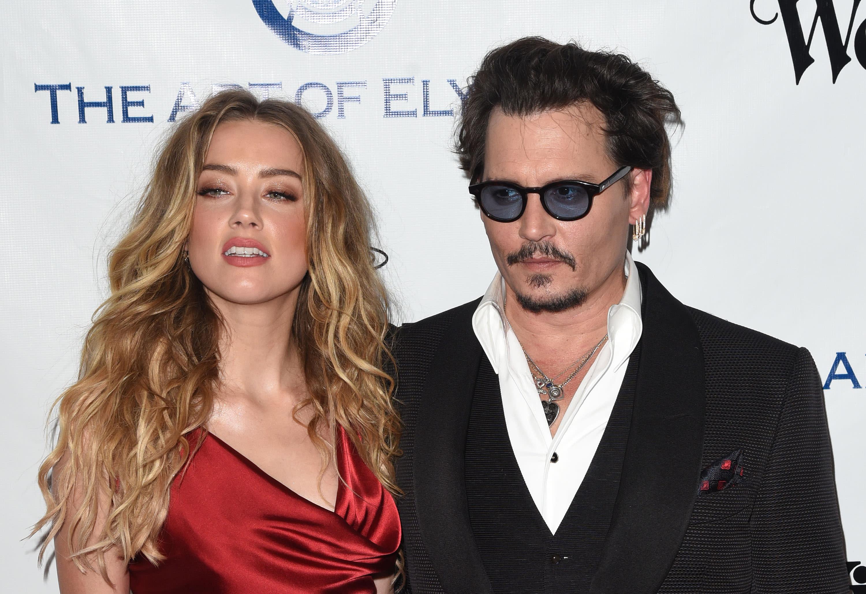 Sharon Osbourne has her say on Johnny Depp and Amber Heard