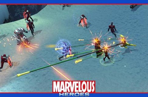 The Stream Team: Mayhem in Marvel Heroes' March to Axis