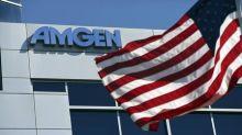 Amgen Stock Falls 3%