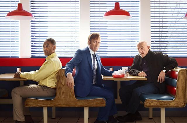 What's on TV: 'Better Call Saul,' 'MST3K' and 'Hidden Figures'