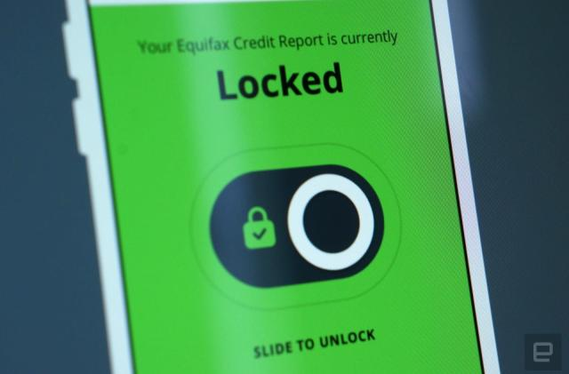 The only thing Equifax's new credit app locks is itself