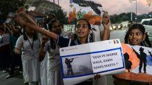 Kashmiri students flee Indian backlash after suicide attack