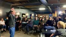 Michael Bennet, Colorado's good-natured progressive, makes his 2020 case in Iowa