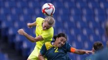 Matildas fall to Sweden in dramatic loss