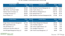 What Are Institutional Investors Doing with ETE and WMB?
