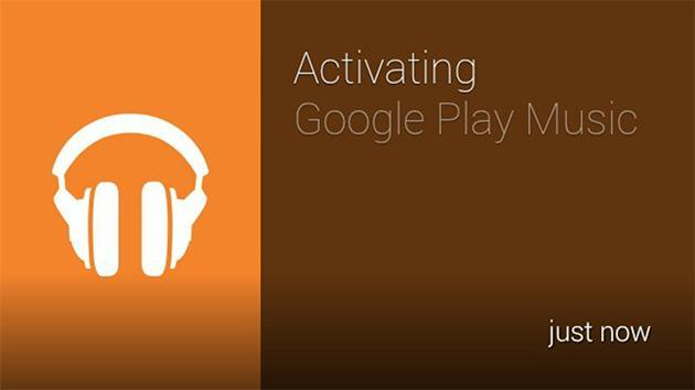 Google Play Music app officially arrives on Glass