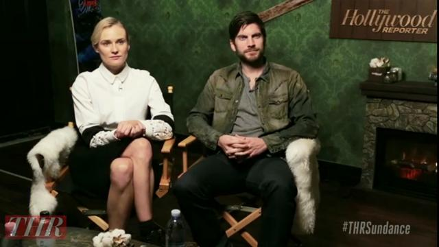 Fireside Chats: Diane Kruger on the Free Diamonds Being Offered at the Sundance Film Festival