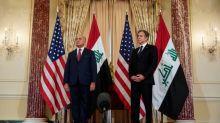 Iraqi PM to focus on US troop withdrawal in Biden meeting