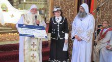 Koptische Gemeinde: Spende für die St.Antonius & St.Shenouda Kirche