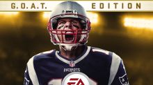 Uh oh, Tom Brady to battle 'Madden' curse after landing on game's cover