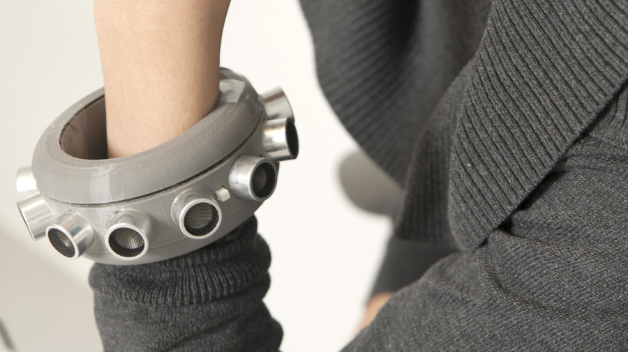 'Bracelet of silence' blocks Alexa from eavesdrop