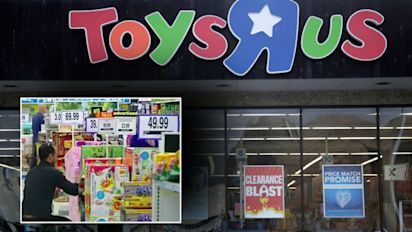 Toys 'R' Us slammed for 'disgusting' policy
