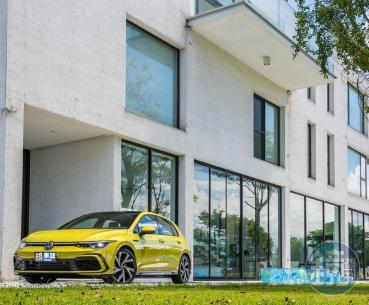 【鏡車試駕】智慧微解封 Volkswagen GOLF 280 eTSI R-Line