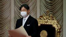 """Emperador de Japón parece """"preocupado"""" por la propagación del COVID-19 en los Juegos: Kyodo"""