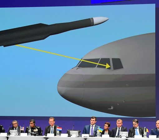 SitRep: Russia Implicated in Airline Shoot Down; U.S. Strike in Afghanistan Under Investigation