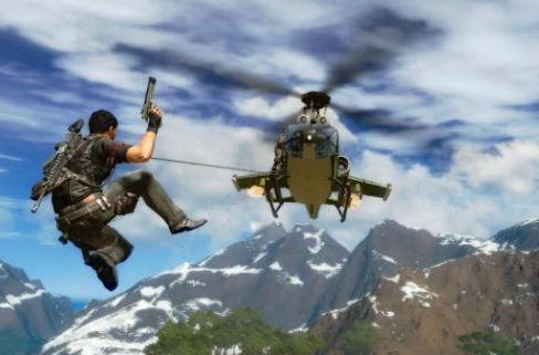 Joyswag: Just Cause 2 (Xbox 360) [update]