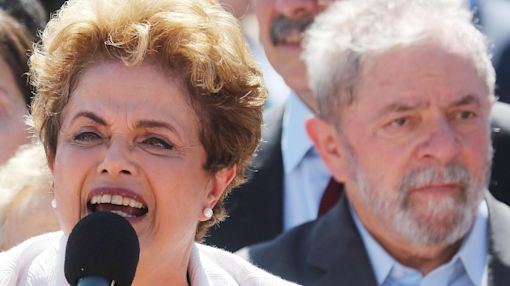 Former Brazilian Presidents Rousseff and Lula to Boycott Olympics Opening Ceremony