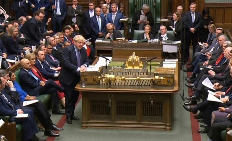 Critics accuse the British government of engaging in bad-faith diversionary tactics as it battles Brussels on key issues