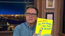 Dr Seuss: Stephen Colbert praises decision to discontinue publication of six books over racist undertones