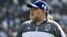 Diego Maradona resigns as Gimnasia manager after 11 weeks in charge