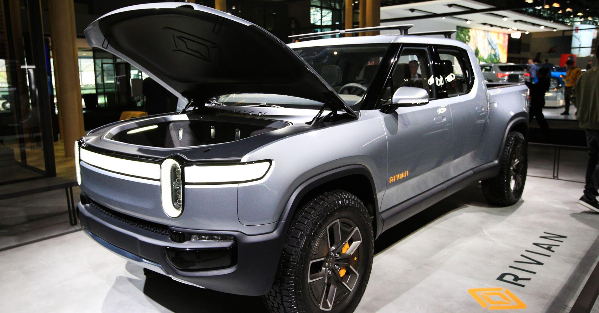 GM wanted too much from EV start-up Rivian, opening door for Ford's $500 million investment