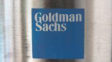 Goldman Nears Buy Point As Bank Stocks Rally On Move Toward Tax Cuts