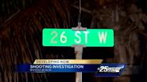Police searching for shooter in Riviera Beach