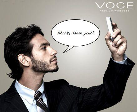 Voce indeed dead, execs let go by phone disconnections