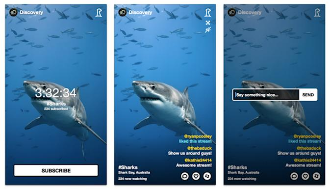 Meerkat's embeddable player puts your streams all over the web