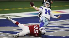 Andy Dalton, Ezekiel Elliott and Cowboys looked miserable in first full game without Dak Prescott