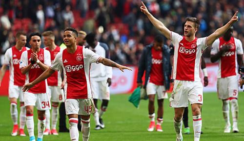 Europa League: Ajax: Jugend forscht und HW4