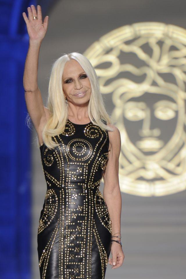 9bc74edb37a Donatella Versace says label will stop using fur in products
