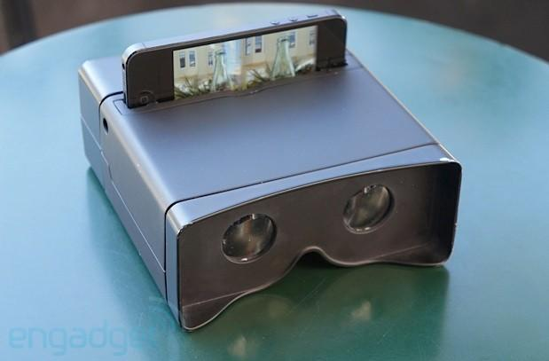 Poppy turns iPhone into View-Master-like 3D display and camera (video)
