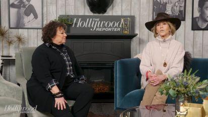 Jane Fonda on Women's March Speech, Protesting, Voting | Sundance 2018