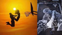 Artists around the world immortalize Kobe and Gianna Bryant