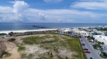 The St. Joe Company and Key International Announce the Commencement of Construction of a 255-Room Embassy Suites Hotel in the Pier Park Area of Panama City Beach, Florida
