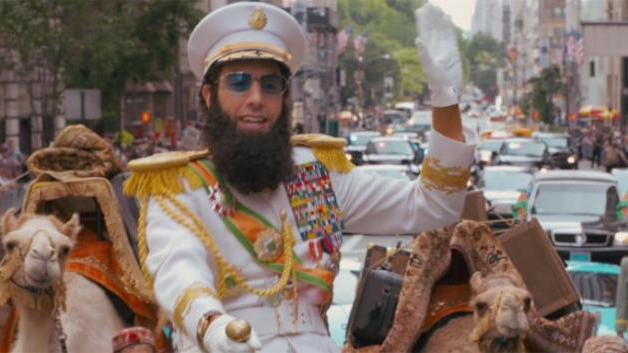 The Dictator – Bande-annonce