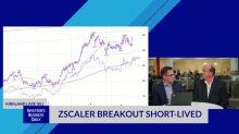 Zscaler Breakout Short-Lived