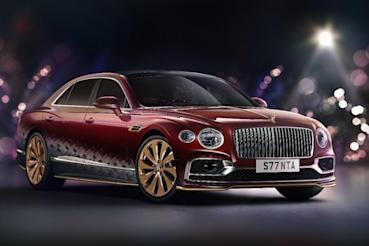 駕馭麋鹿飛馳,歡慶聖誕節!Bentley推出Flying Spur Reindeer Eight