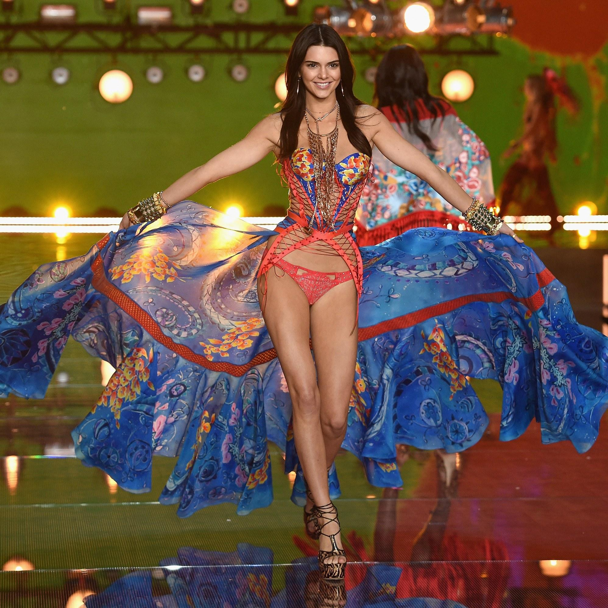 Kendall Jenner Is Reportedly Not Walking in VS Fashion ...