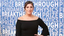 Mayim Bialik Has Words for Competitive Moms
